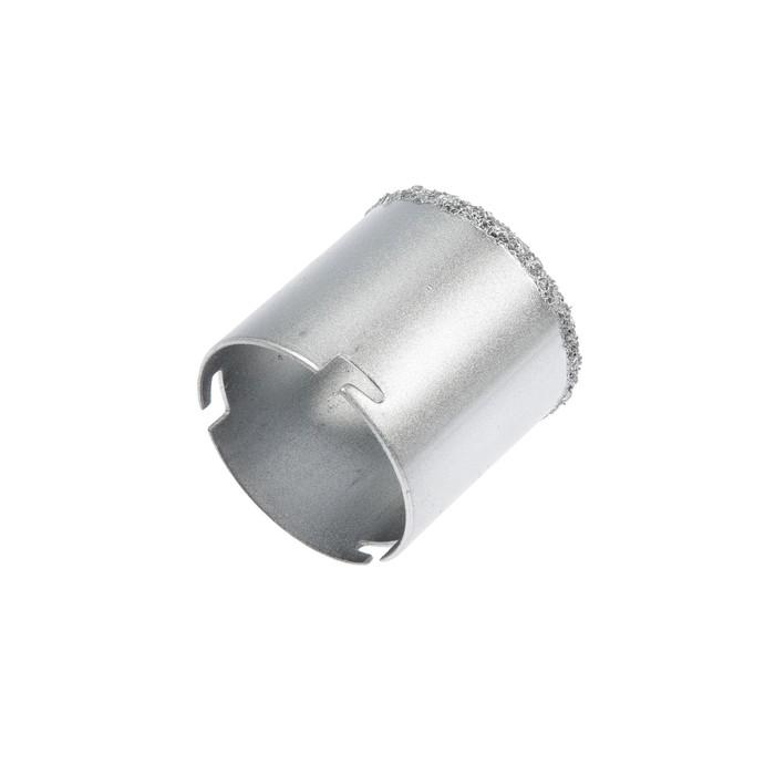 Коронка кольцевая карбидная по керамике TUNDRA comfort, 67 мм