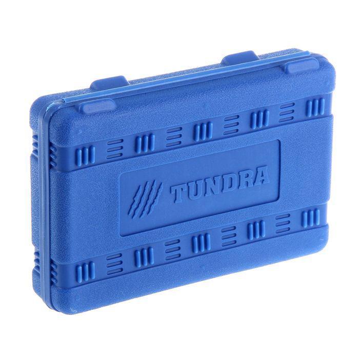 Набор инструмента TUNDRA comfort, универсальный в кейсе 38 предметов