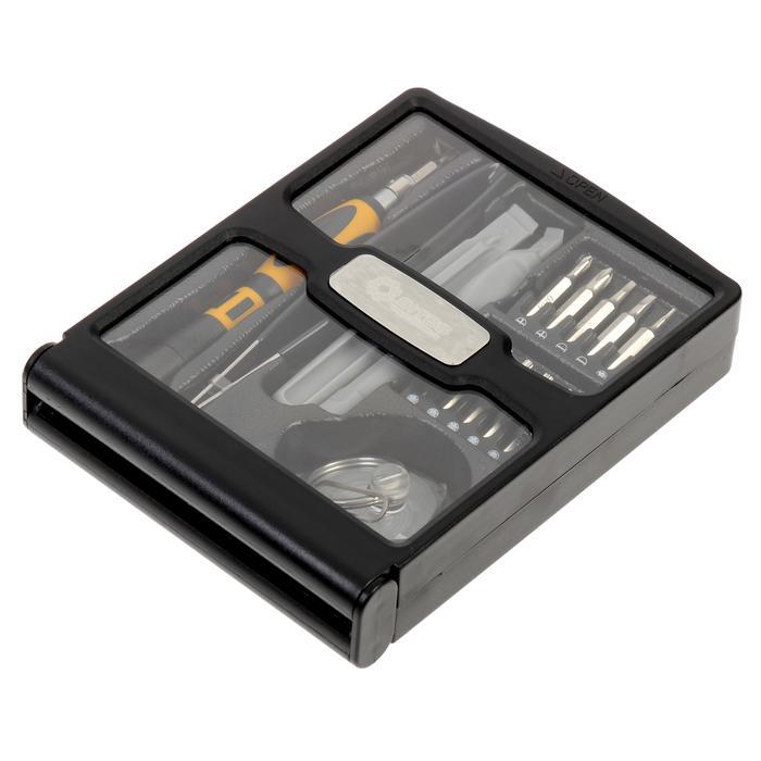 Набор инструментов 5bites, EXPRESS, для портативной электроники, 19 шт.