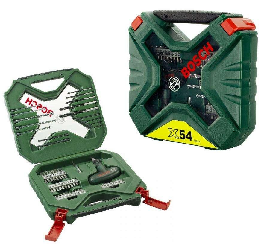 Набор принадлежностей Bosch X-LiINE-54 NEW GENERATION