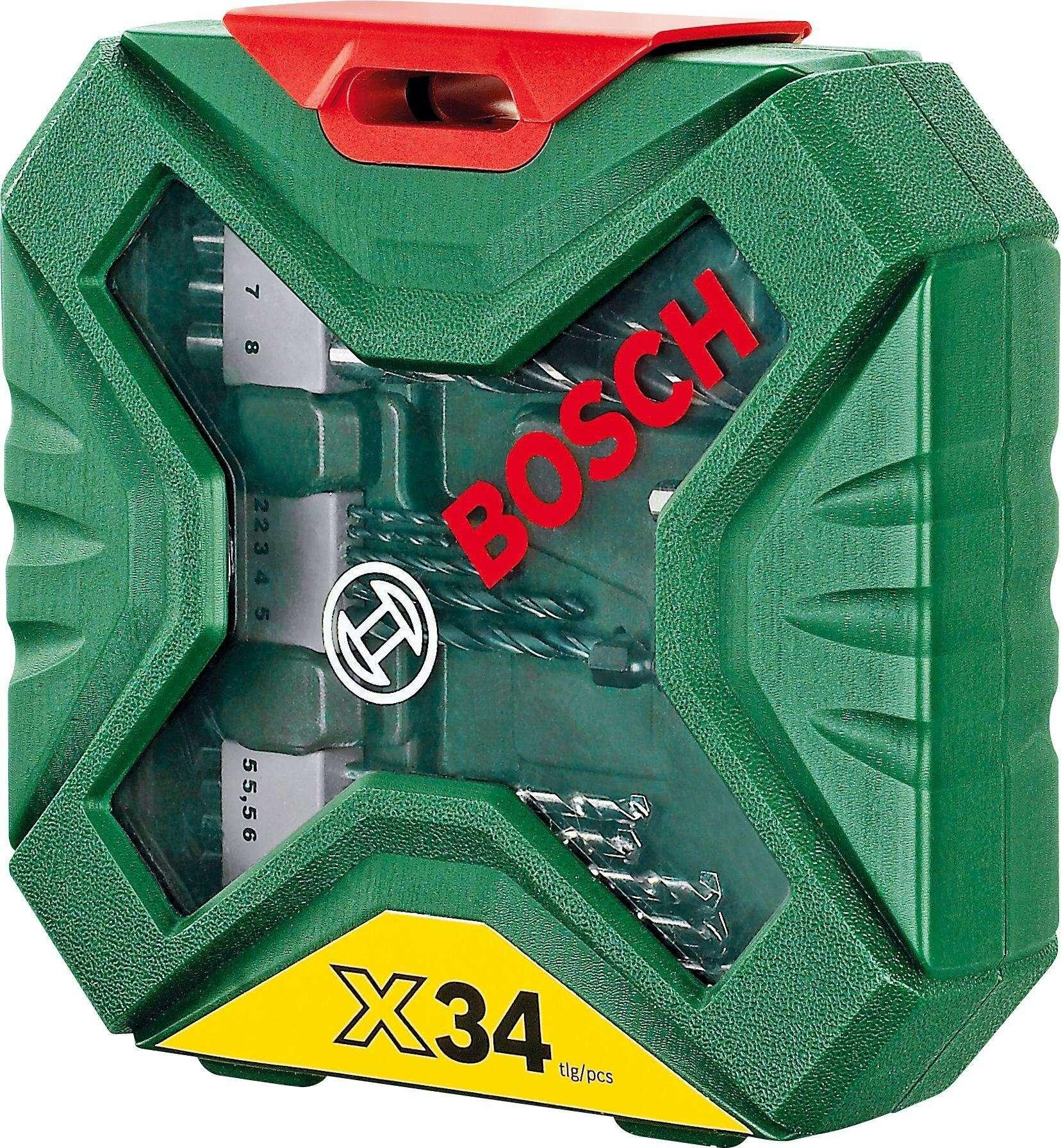 Набор принадлежностей Bosch X-LiINE-34 NEW GENERATION