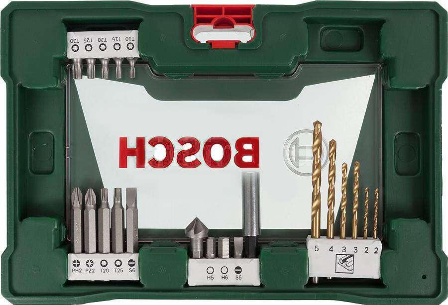 Набор принадлежностей Bosch V-Line-48
