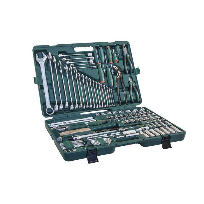 Универсальный набор инструмента  Jonnesway S04H524127S, 127 предметов
