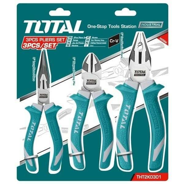 Набор инструментов Total THT2K0301