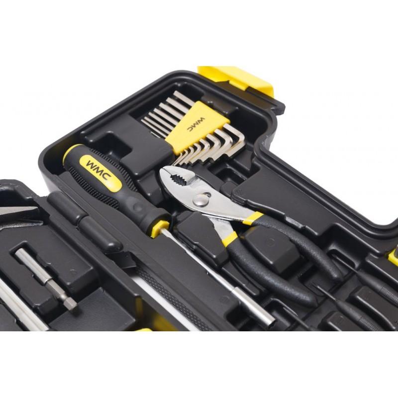Набор инструментов WMC Tools 1040 40 предметов