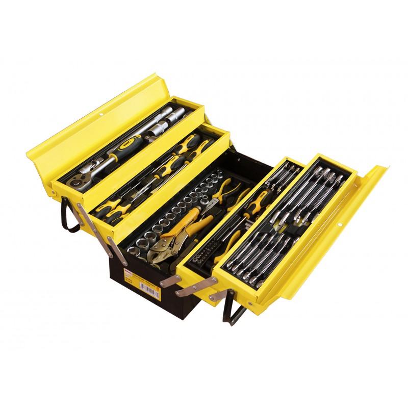Набор инструментов WMC Tools 4087C 87 предметов