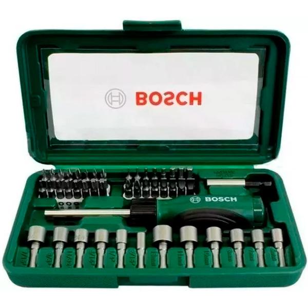 Набор инструментов Bosch 2607019504 46 предметов