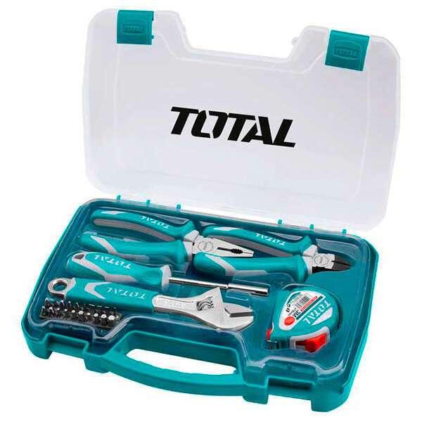 Набор инструментов TOTAL THKTHP90256 25 шт