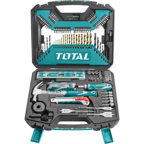 Набор инструментов TOTAL THKTAC01120 120 шт