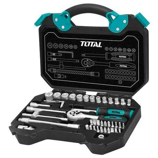 be328a96303f Набор инструментов Total THT141451 в Алматы - цены, купить в ...