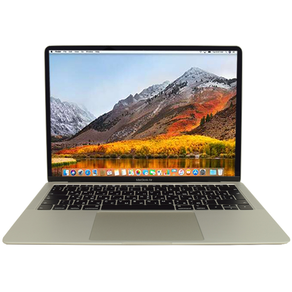 Ноутбук Apple MacBook Air 13″ i5 1.8/8Gb/128SSD Silver (MQD32)