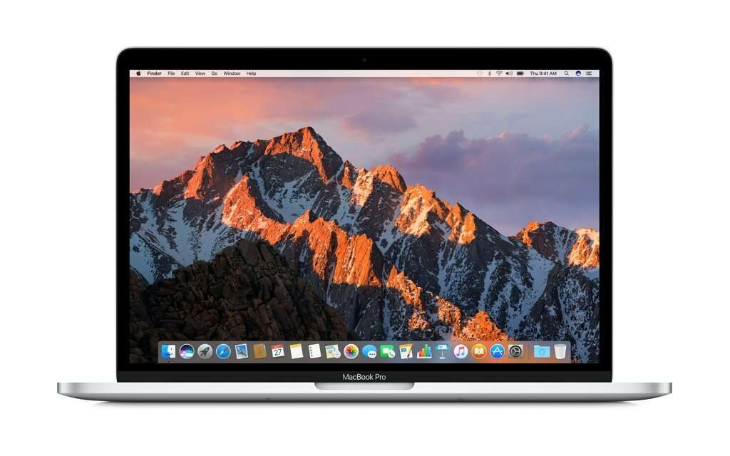 Ноутбук Apple MacBook Pro 13 MPXR2 (Silver ) A1708