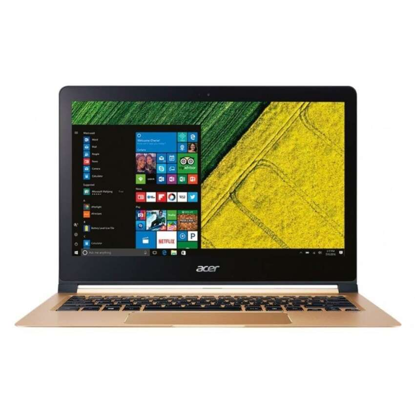 Ультрабук Acer Swift 7 Black (NX.GN2ER.001)