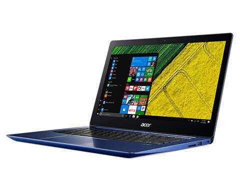 Ультрабук Acer Swift 3 Blue