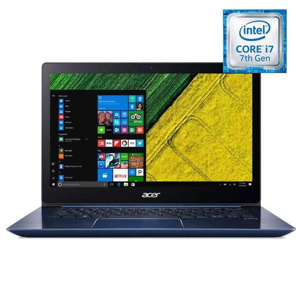 Ультрабук Acer Swift 3 Blue (NX.GPLER.003)