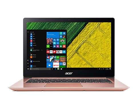 Ультрабук Acer Swift 3 Pink (NX.GPJER.004)