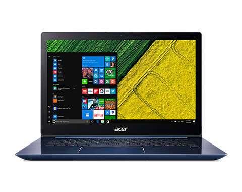 Ультрабук Acer Swift 3 Blue (NX.GPLER.008)