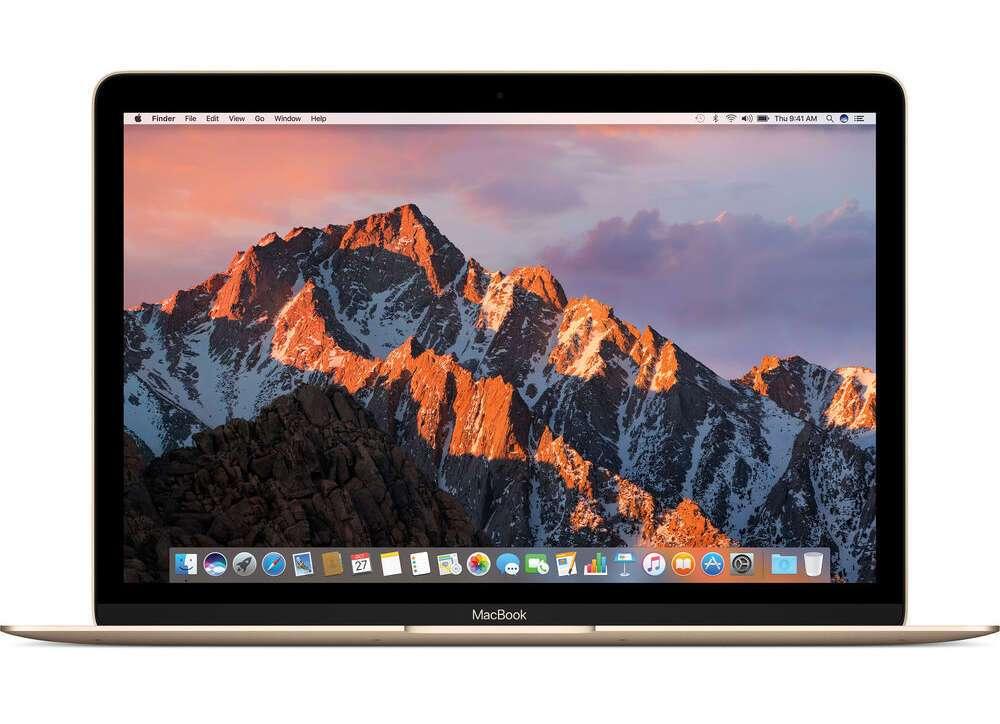 Ноутбук Apple MacBook 12″ Gold (MNYK2)
