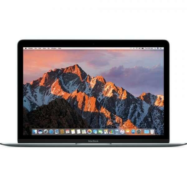 Ноутбук Apple MacBook 12″ Space Grey 1.3GHz (MNYG2)