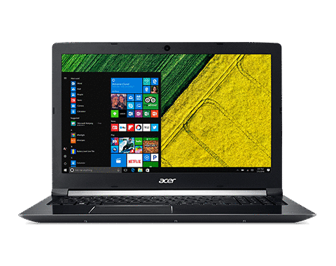 Ноутбук Acer Aspire A715-71G (NX.GP9ER.001)