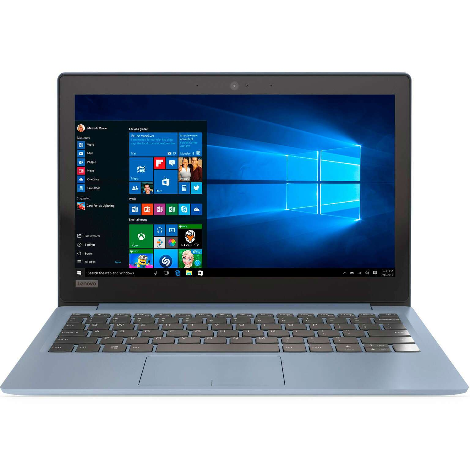 Ноутбук Lenovo Ideapad 120s (81A400C0RK)