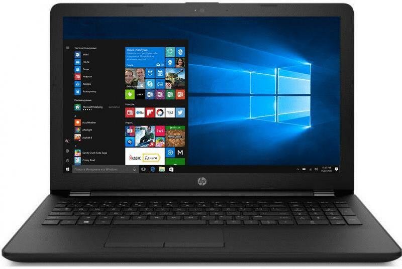 Ноутбук HP 15-ra047ur