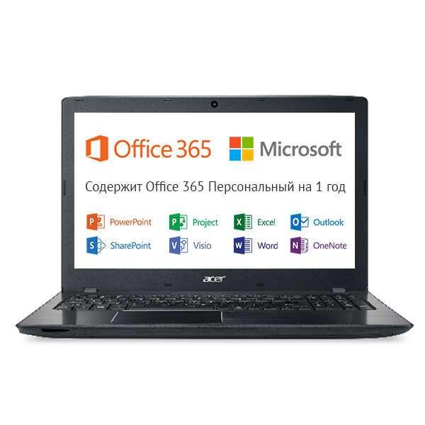 Ноутбук Acer E5-576G-343A (NX.GVBER.011)