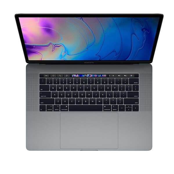 Ноутбук Apple MacBook Pro Touch Bar 15.4″ i7 2,2/16/R555X/256SSD Space Grey(MR932)