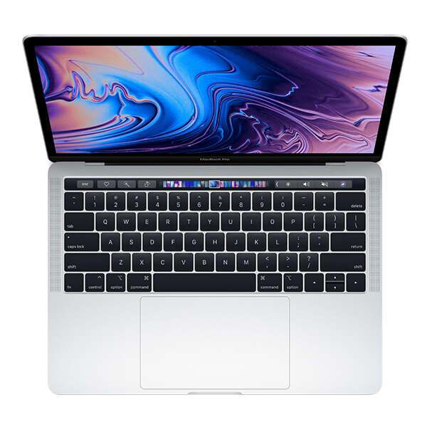 "Ноутбук Apple MacBook Pro 13.3"" Touch Bar Silver 512 Гб MR9V2 (2018 год)"