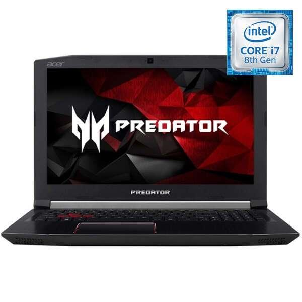 Ноутбук Acer Predator Helios 300, PH315-51, NH.Q3HER.010