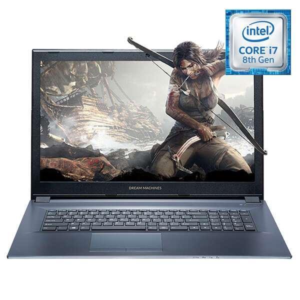 Ноутбук Dream Machines G1060-17KZ49