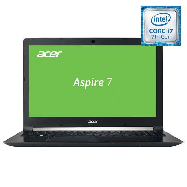 Ноутбук Acer A717-71G (NX.GPFER.001)