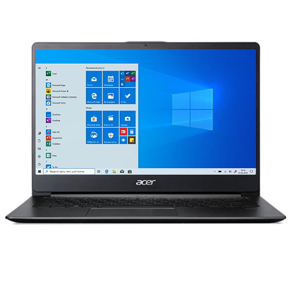 Ноутбук Acer Swift 1 SF114-32-P0SX (NX.H1YER.001)