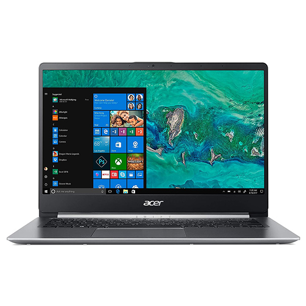 Ультрабук Acer Swift 1 SF114-32-C6XS (NX.GXVER.001) Sparkly Silver
