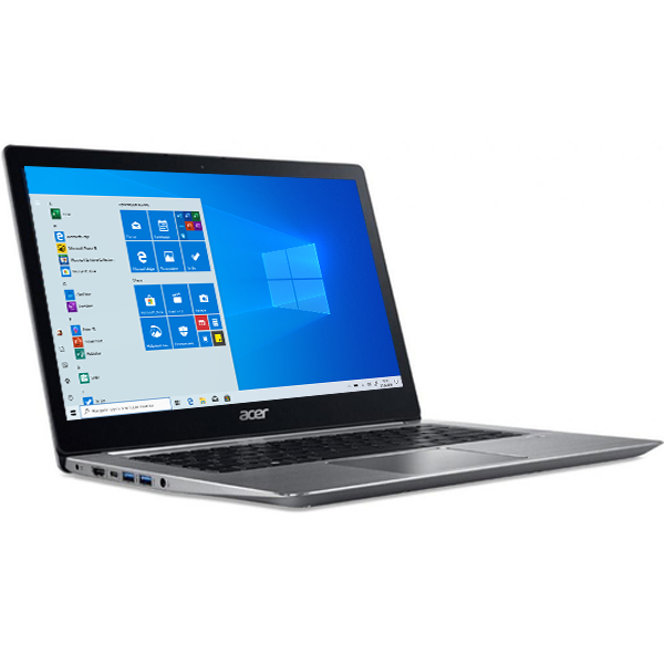 Ноутбук Acer Swift 3, SF314-54-P59P (NX.GXZER.018) Sparkly Silver