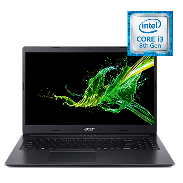 Ноутбук Acer Aspire 3 A315-55G Obsidian Black (NX.HG4ER.010)