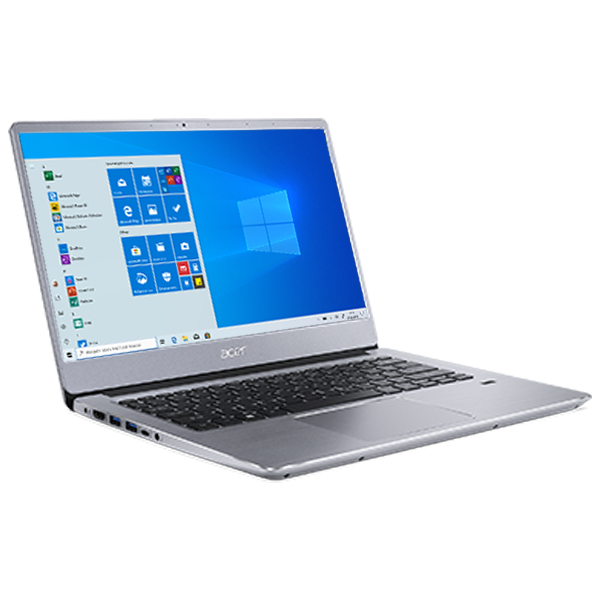 Ноутбук Acer Swift 3 SF314-54 Sparkly Silver (NX.GXZER.022)