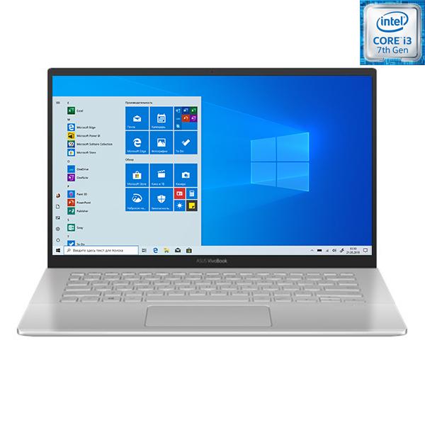 ASUS ноутбугі Vivobook 14 X420UA-EK220T Transparent Silver (90NB0LA1-M06300)