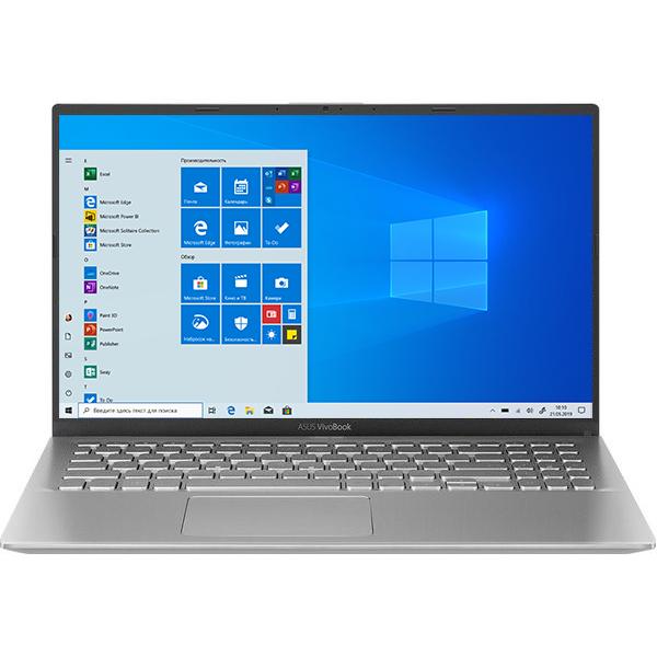 ASUS ноутбугі Vivobook 15 X512FA-BQ810T Transparent Silver (90NB0KR2-M11940)