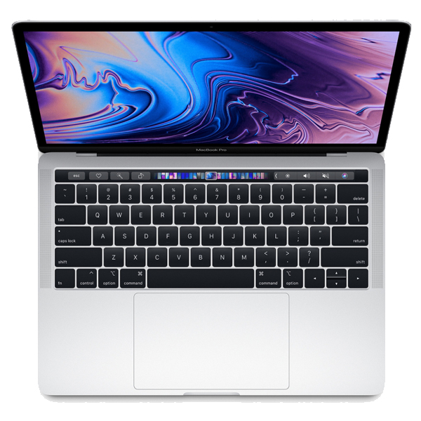 Ноутбук Apple MacBook Pro 13.3″ Touch Bar Silver (MUHQ2RU/A)