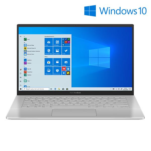 Ноутбук Asus Vivobook X420UA-EK063T Transparent Silver (90NB0LA1-M05260)
