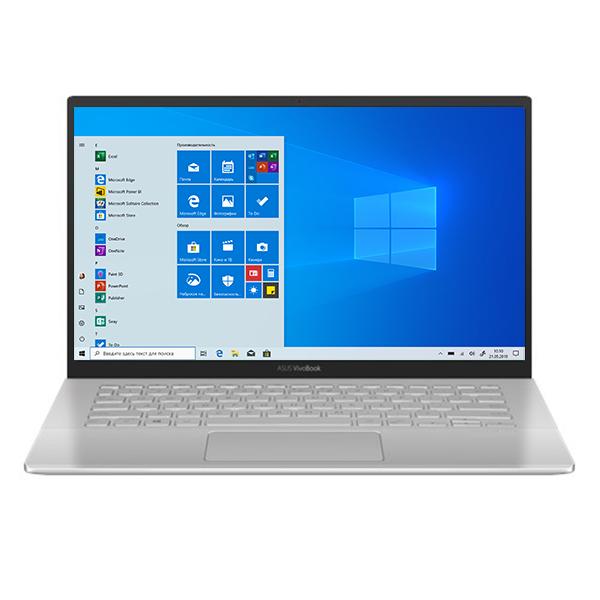 Ноутбук Asus Vivobook, X420UA-EK295T Transparent Silver (90NB0LA1-M07080)