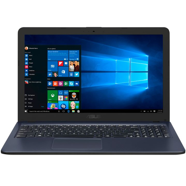 Ноутбук Asus Laptop X543UA-DM1526T Star Gray (90NB0HF7-M31120)