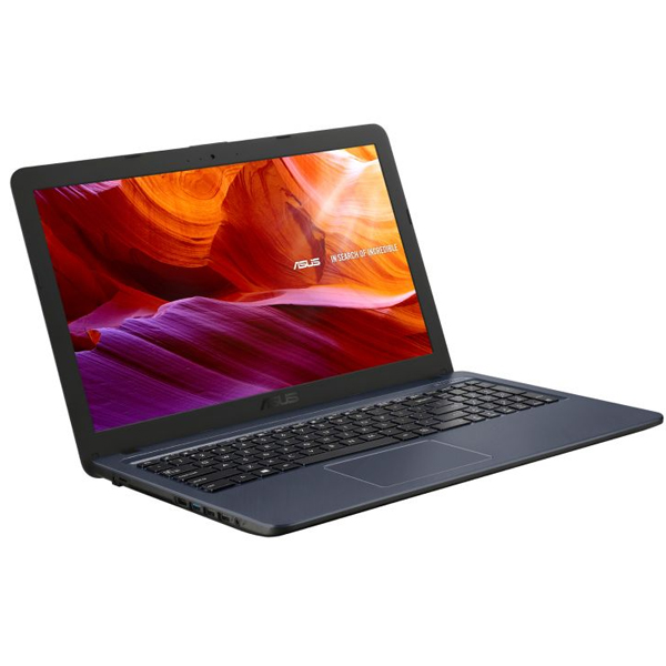 Ноутбук Asus Laptop X543UA-DM1526T Star Gray (90NB0HF7-M31120)
