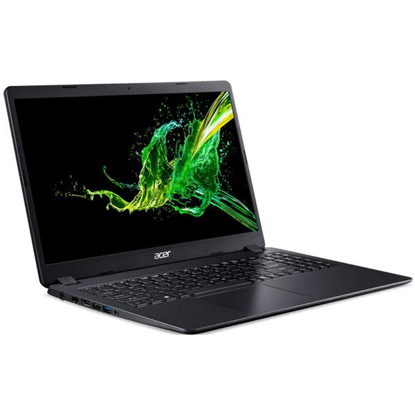 Ноутбук Acer Aspire 3, A315-54K-348J, Black, NX.HEEER.007
