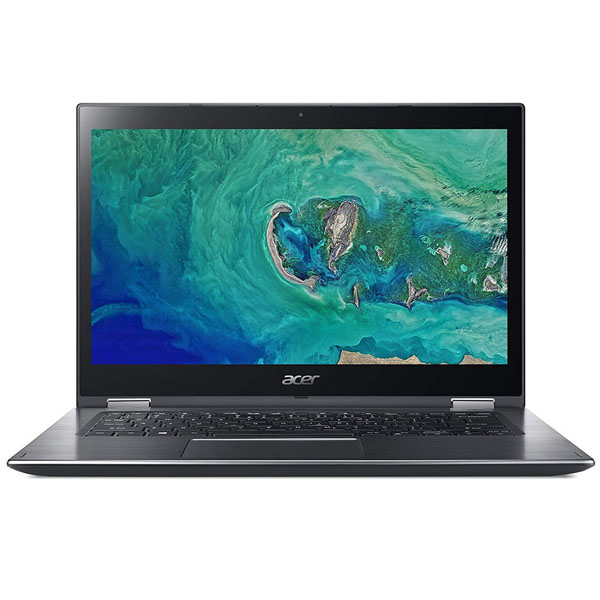 Ноутбук Acer Spin 3, SP314-52-36E8, Steel Gray, NX.H60ER.007