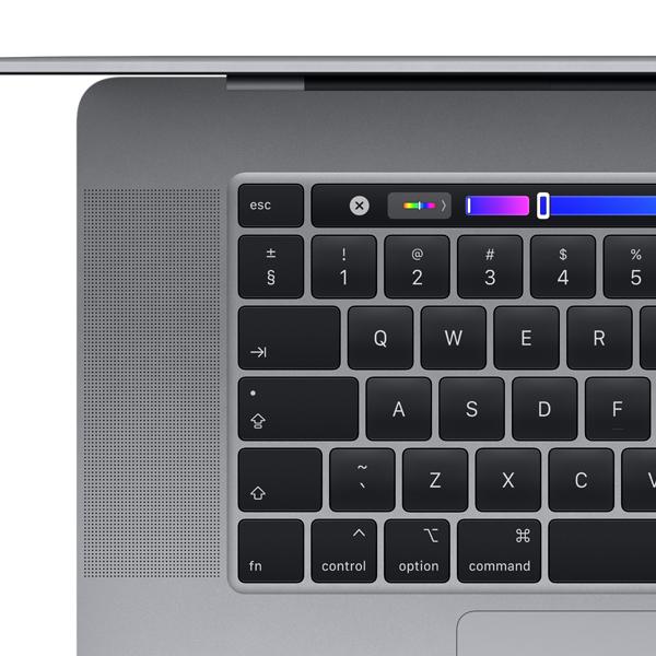 "Ноутбук Apple MacBook Pro 16"" TB i7 2.6/16/512 SSD Space Grey(MVVJ2)"