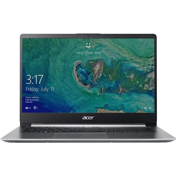 Ноутбук Acer Swift 1 SF114-32 Silver (NX.GXUER.00B)