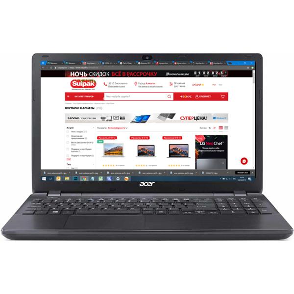 Ноутбук Acer Extensa, EX2519-P07G, (NX.EFAER.059)