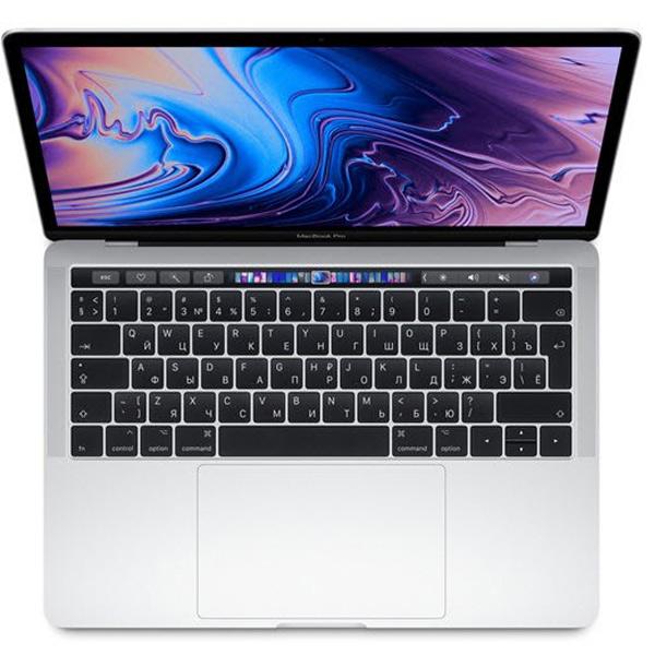 "Ультрабук Apple Macbook Pro 13"" Touch Bar i5 2,4/8/256SSD Silver (MV992)"